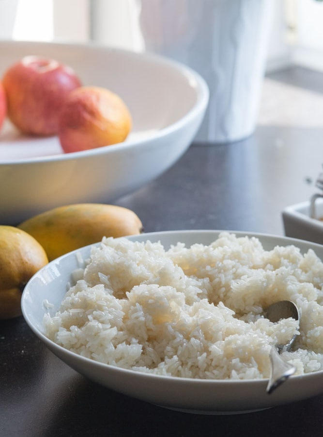 Thai Sticky Rice – Klebreis richtig zubereiten