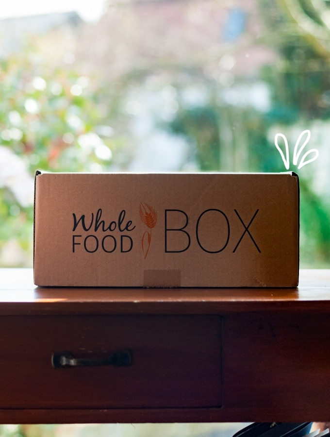 DIE WHOLE FOOD BOX – VEGAN & VOLLWERTIG
