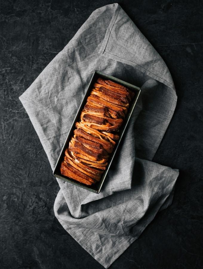 Kokos-Zimt-Zupfbrot – Kross und saftig zugleich!
