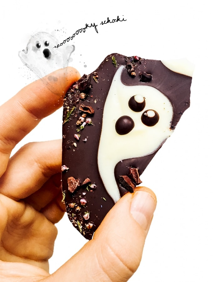 Spooky Schoki – Gespenstisch leckere Schokolade! (Halloween Special #3)